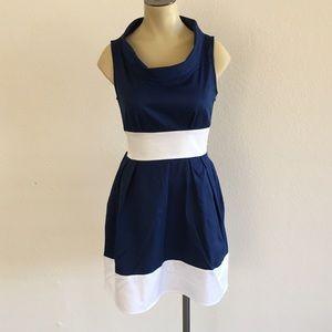 Beautiful Blue Sand Dress sz Medium!